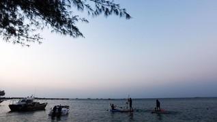 Sutopo Imbau Pengelola Kawasan Wisata Melek Peta Bencana