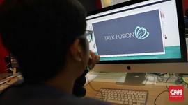 Talk Fusion Kantongi Izin Usaha Sementara dari BKPM