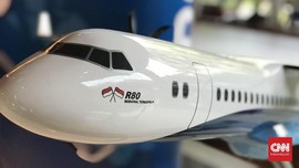 Jadi Proyek Strategis, Pesawat R80 Belum Bisa Diproduksi