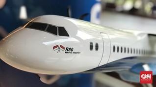 Pesawat R80, Impian Terakhir BJ Habibie