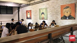 Kaum Urban Rata-rata Habiskan Dua Jam di Kedai Kopi