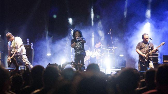 Stigma Publik Menambah Bising Konser di Cagar Budaya