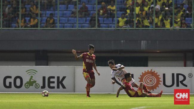 Sempat Unggul 2-1, Bhayangkara Dikalahkan FC Tokyo 4-2