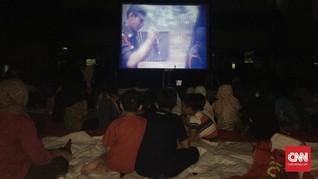 Gerindra Nobar Film PKI, Banyak Anak Kecil yang Hadir