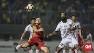 Ilija Spasojevic Resmi Tinggalkan Bhayangkara FC