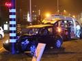 Kecelakaan Lalu Lintas Warnai Awal 2018 di Jakarta