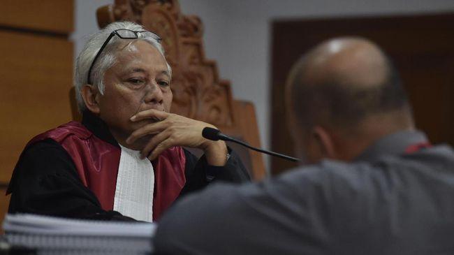 MA Setop Periksa Hakim Praperadilan Setnov, Cepi Iskandar