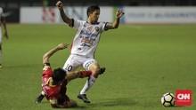 Obati Kecewa di Liga Champions, Bali United Kalahkan PSPS