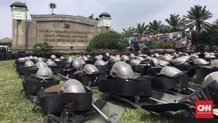 MoU Diperpanjang, TNI Tetap Bantu Polri Amankan Demonstrasi