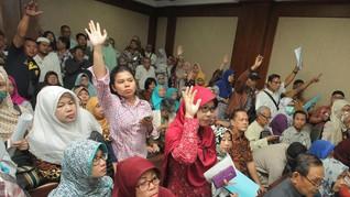 Ungkit Lapindo, Korban First Travel Minta Umrah ke Pemerintah