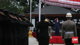 FOTO: Presiden Jokowi Memperingati Kesaktian Pancasila