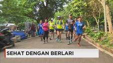 Sehat dengan Berlari