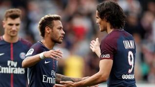 Thiago Silva: Neymar Tak Marah Walau Disoraki Suporter PSG