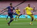Barcelona Cundangi Las Palmas di Laga Tanpa Penonton