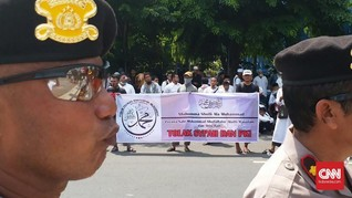 Polisi Amankan Acara Asyura di Semarang