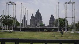 Indonesia Tidak Punya Aturan Khusus Konser di Cagar Budaya