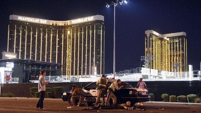 Las Vegas, Surga di Gurun Tandus yang Sedang 'Berdarah'