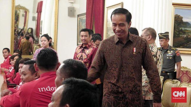 Jokowi Disarankan Jadi Ketum PDIP Jika Ingin ke Pilpres 2019