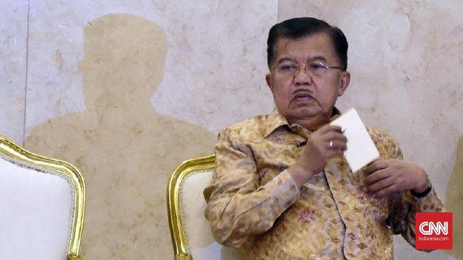 JK Diharap Ambil Alih Tugas Presiden Selama Jokowi Kampanye