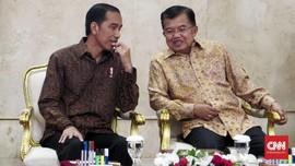 Luhut soal Kritik JK: Hubungan Wapres-Presiden Sangat Baik
