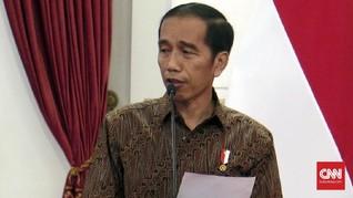 Jokowi Ingatkan Makan Enak Bisa Sebabkan Diabetes