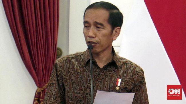 Jokowi Ajak Masyarakat Isi SPT Lewat e-Filling