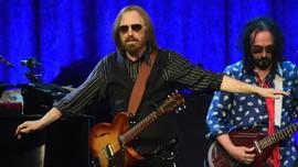 Rocker Tom Petty Ternyata Meninggal Akibat Overdosis Obat