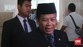 Sempat Mangkir, Taufik Kurniawan Penuhi Panggilan KPK