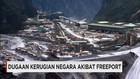 BPK Temukan Kerugian Negara Dari Freeport