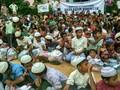 Sekitar 1.400 Anak Yatim Rohingya Arungi Sungai ke Bangladesh