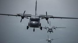 Pesawat TNI AU Ditembak di Pegunungan Bintang Papua