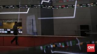 Jokowi Desak 52 Perusahaan di Bursa Asing Melantai di BEI