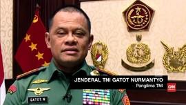 VIDEO:Ucapan Terima Kasih Panglima Gatot Nurmantyo di HUT TNI
