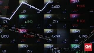 Data Deflasi Diramal Bikin IHSG Terjebak di Zona Merah