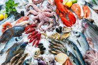 Jika memang suka makanan laut, sebenarnya masih banyak pilihan makanan yang masih aman. Seperti kepiting yang karbohidratnya nol, atau lobster yang hanya 0,5 gram serta udang dengan kandungan 0,9 gram net karbo di setiap 100 gramnya. (Foto: Thinkstock)