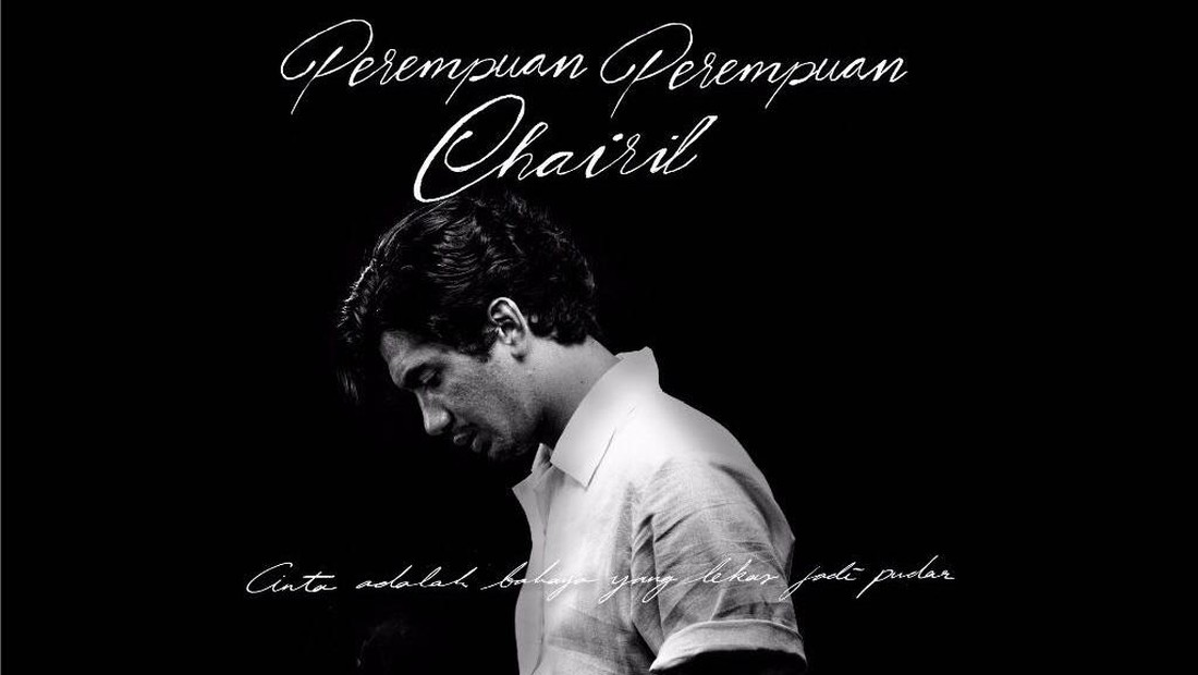 Teater 'Perempuan Perempuan Chairil'