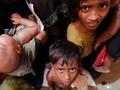 Kelebihan Penumpang, Kapal Pengungsi Rohingya Tenggelam