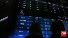 Bursa Asia 'Hijau', IHSG Cetak Rekor Baru di Level 6.429