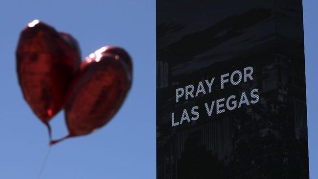 Sementara penyelidikan masih terus dilakukan, kondisi di Las Vegas sendiri dilaporkan sudah mulai kondusif. (Reuters/Mike Blake)