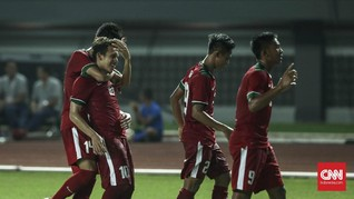 5 Pemain Muda Timnas Indonesia Bidikan Klub Malaysia