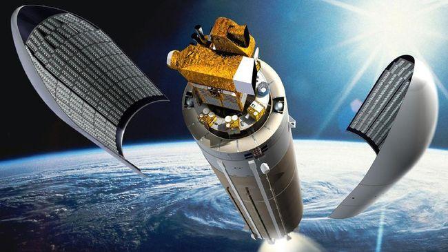 Satelit Multifungsi Ditargetkan Mengorbit pada 2022