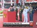 VIDEO: Jokowi Minta Waspadai Rongrongan dari Dalam dan Luar