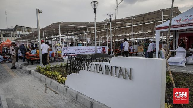 PKL di Kota Intan Tak Bergairah, Sandiaga Janji Beri Solusi