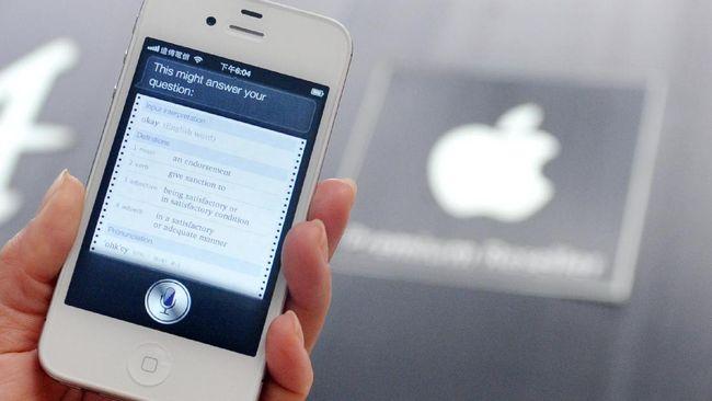 Siri Bakal Bisa Membacakan Berita Bagi Pengguna Ponsel