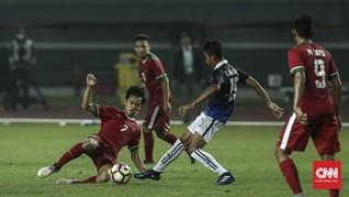 Luthfi Kamal: Senang Satu Lapangan dengan Evan Dimas