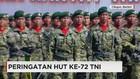 Perayaan Ulang Tahun TNI ke 72