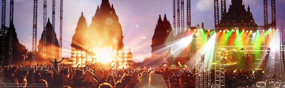 Dilema Konser di Cagar Budaya