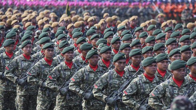 Perjuangan Menahan Syahwat Politik TNI di Usia ke-72 Tahun