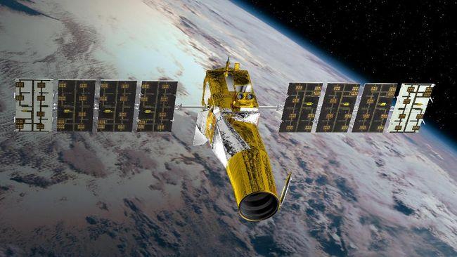 Rusia Dituduh Buntuti Satelit Mata-mata AS