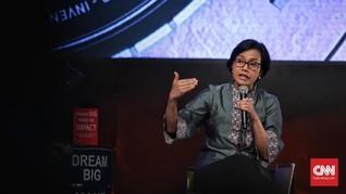 Sri Mulyani Harapkan OKE OCE Tak Sekadar Jumlah Pengusaha